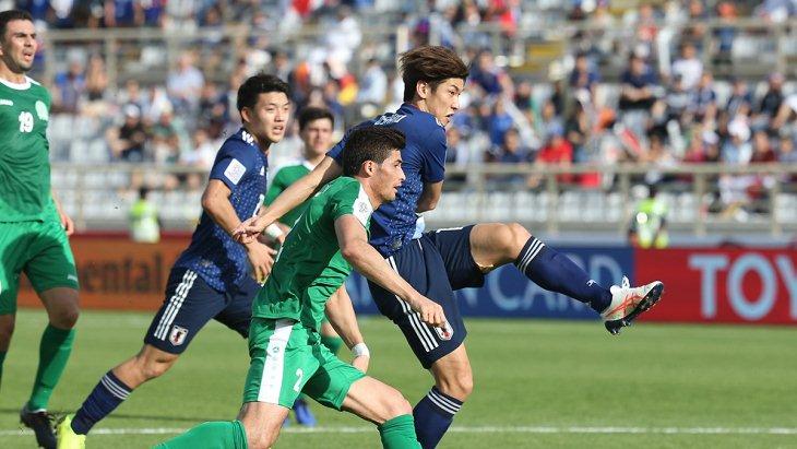Япония — Туркменистан