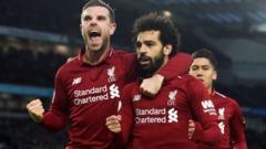 «Ливерпуль» добыл первую победу в 2019 году