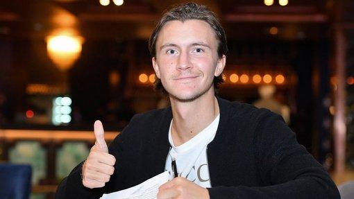 Кристоффер Ольссон