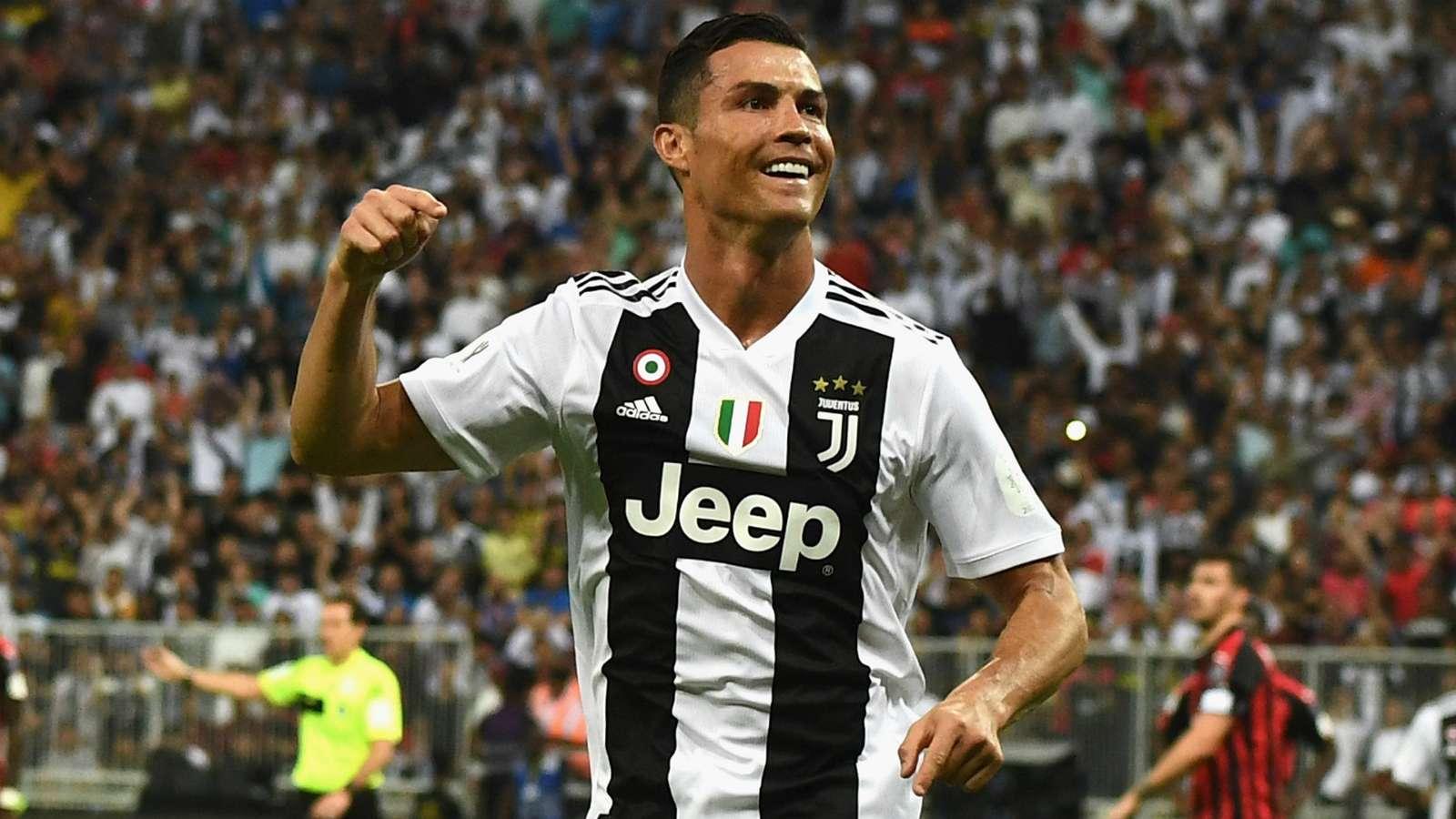 Роналду выиграл первый трофей с «Ювентусом»
