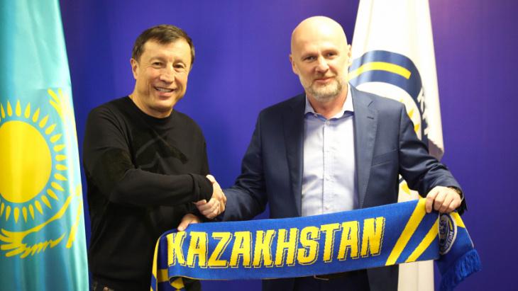 Михал Билек возглавил сборную Казахстана