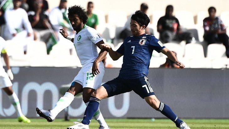 Япония — Саудовская Аравия