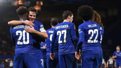 «Челси» забил три безответных гола