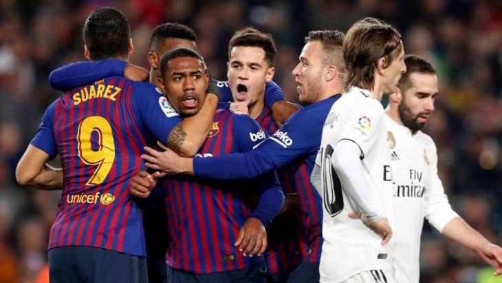 «Барселона» избежала поражения