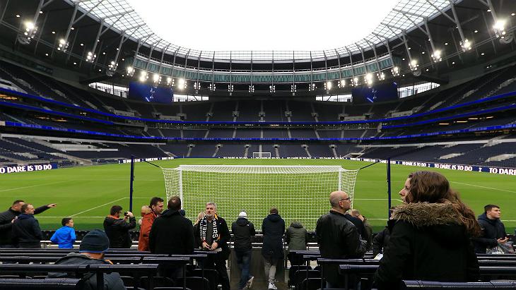 Новый стадион «Тоттенхэма»