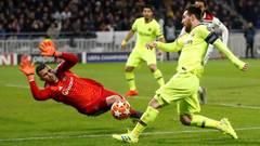 «Барселона» забила один мяч в трех последних матчах