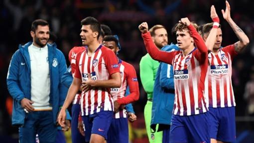 «Атлетико» добился хорошего результата в первом матче