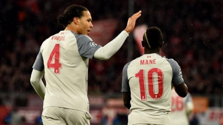 «Ливерпуль» обыграл «Баварию»