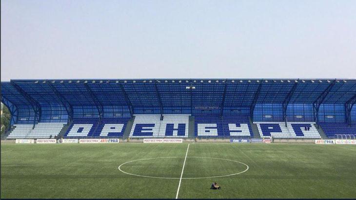«Оренбург» и «Динамо» объявили стартовые составы