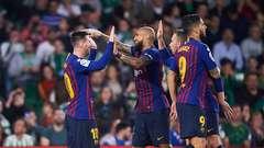 «Барселона» на пути восьмому титулу из 11-ти