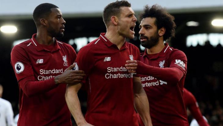 «Милнер» принес «Ливерпулю» трудную победу