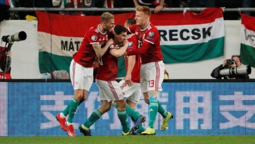 Сборная Венгрии вытерпела и одержала неожиданную победу
