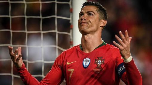 Травма Роналду помешала Португалии побороться за победу