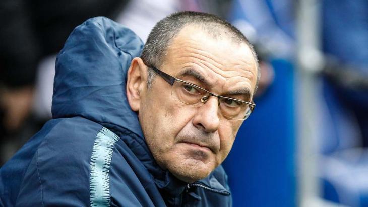 «Челси» снова разочаровал при Сарри
