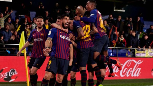 «Барселона» вырвала драматичную ничью