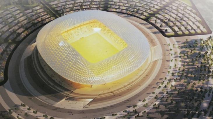 Арена будет вмещать 20 тысяч зрителей
