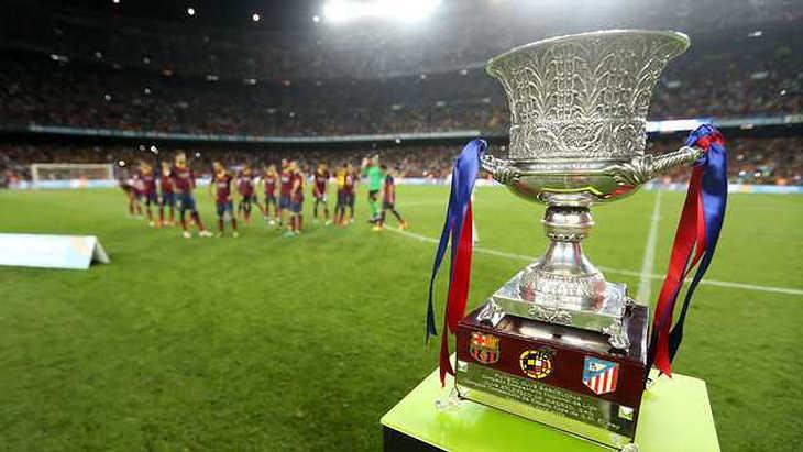 Суперкубок Испании может проходить в Саудовской Аравии