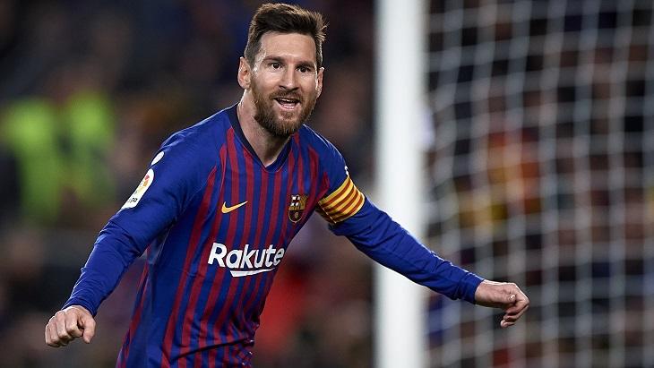 Месси снова приближает «Барселону» к очередной мечте