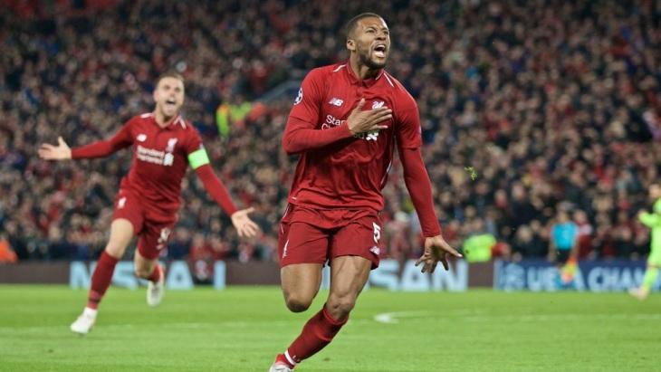 «Ливерпуль» разгромил «Барселону»