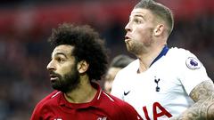 «Ливерпуль» и «Тоттенхэм» разыграют трофей ЛЧ этого сезона