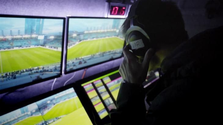 VAR дебютирует в Лиге Европы