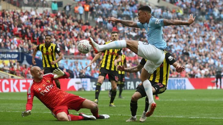 «Манчестер Сити» — «Уотфорд»