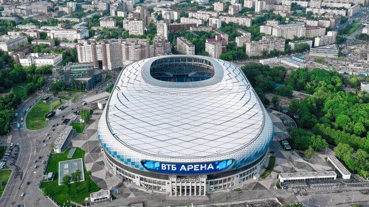 Новый стадион «Динамо»