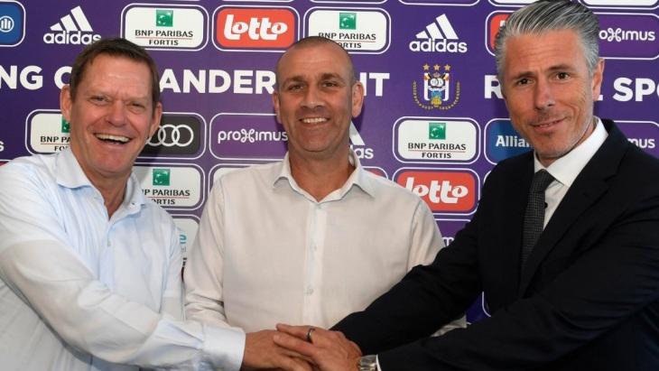 Клуб назначил новый тренерский штаб