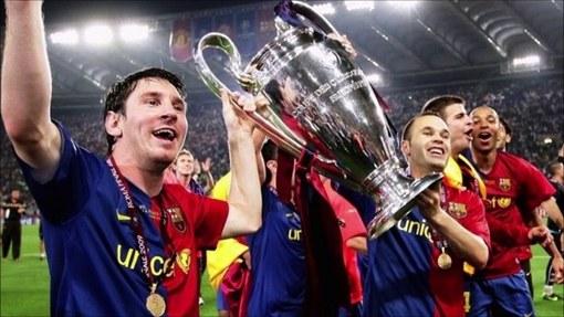 Игроки «Барселоны»