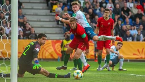 Португалия U-20 — Аргентина U-20