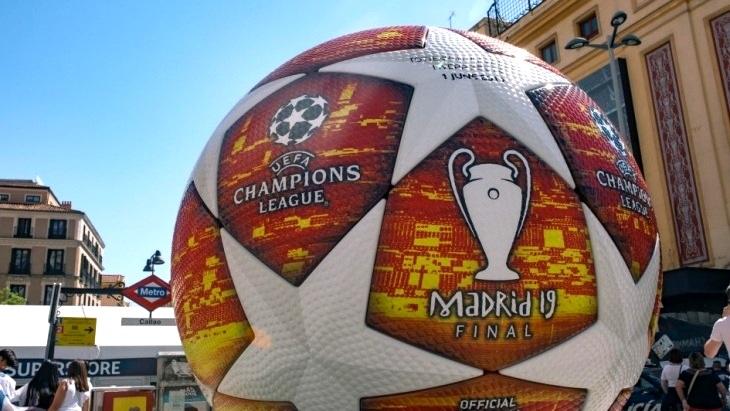 Финал пройдет в Мадриде