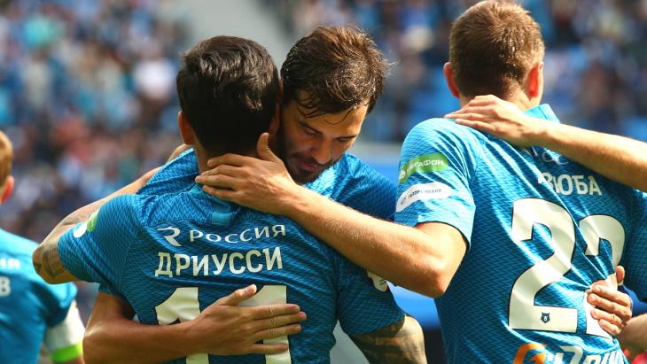 «Зенит» планирует сыграть с «Барселоной» в товарищеском матче