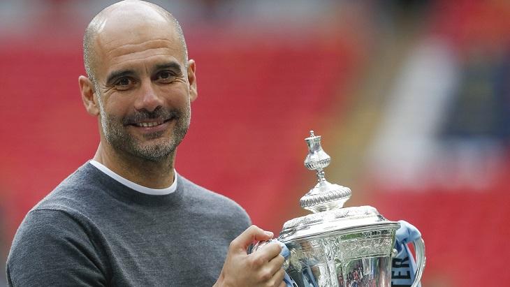 Гвардиола будет стремиться выиграть первую Лигу чемпионов с «Сити»