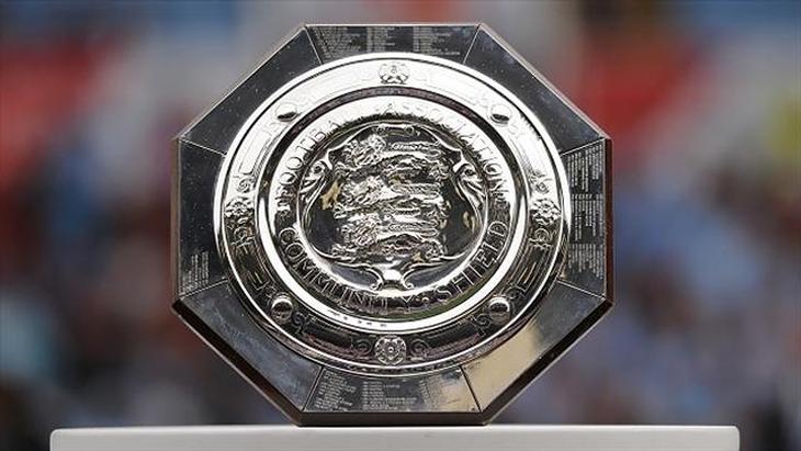 Стала известна дата проведения матча за Суперкубок Англии