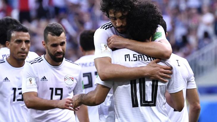 Египет обыграл Танзанию в товарищеском матче