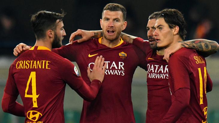 «Рома» сыграет в квалификации