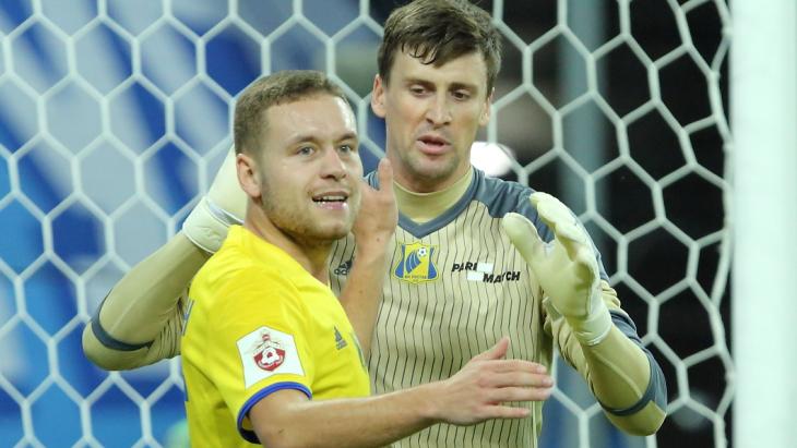 «Ростов» представил новую форму на сезон-2019/20