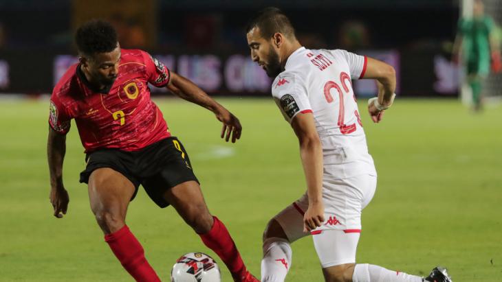 Тунис — Ангола