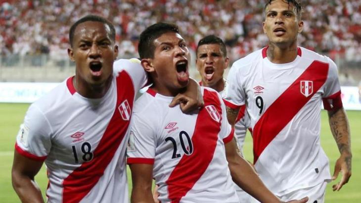 Перуанцы выиграли серию пенальти