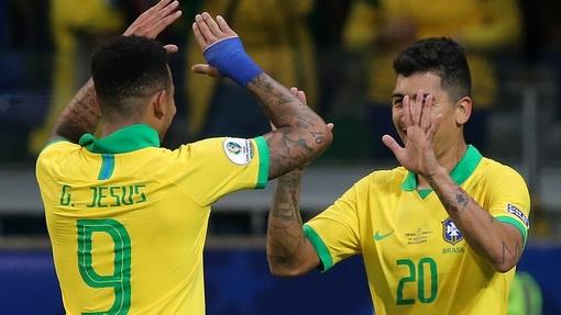 Бразилия впервые с 2007 года вышла в финал Кубка Америки