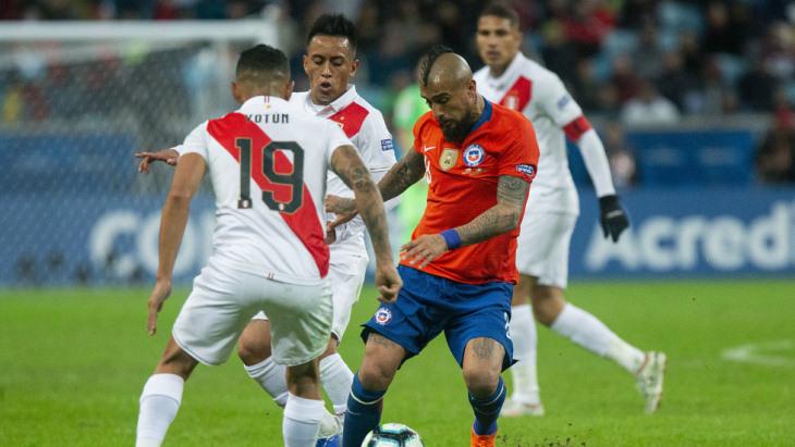 Чили — Перу
