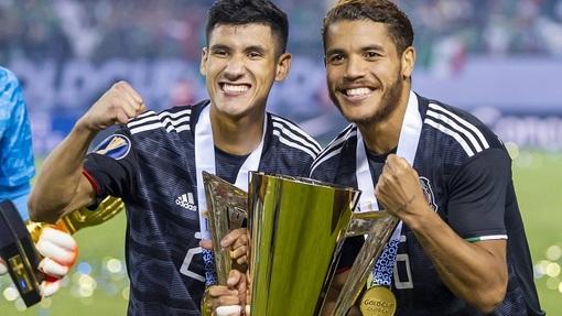 Мексика в 11-й раз выиграла Золотой кубок