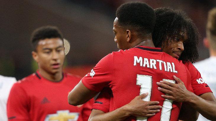 Манчестер юнайтед проиграл лидс
