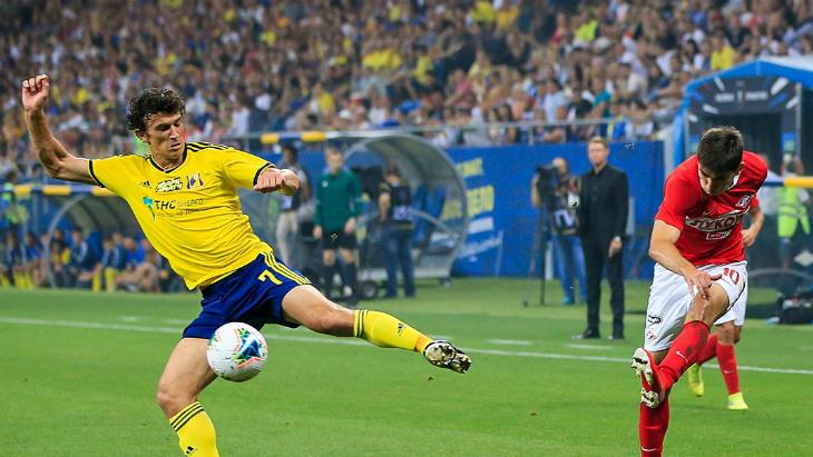 Фрагмент матча