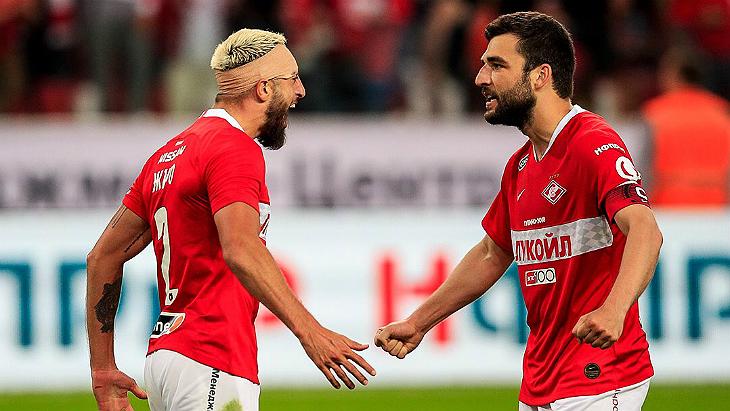 «Спартак» поборется за место в плей-офф квалификации