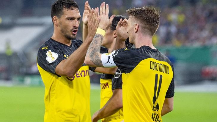«Боруссия» Дортмунд имеет хорошие шансы стать чемпионом Германии