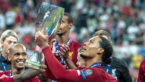 «Ливерпуль» завоевал пятый Суперкубок УЕФА в истории