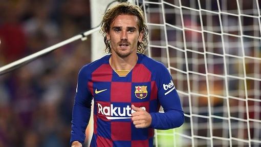 Гризманн провалил вторую из трех игр за «Барселону»