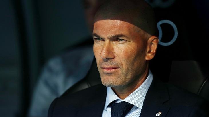 Зидан пока не изменил «Реал» к лучшему