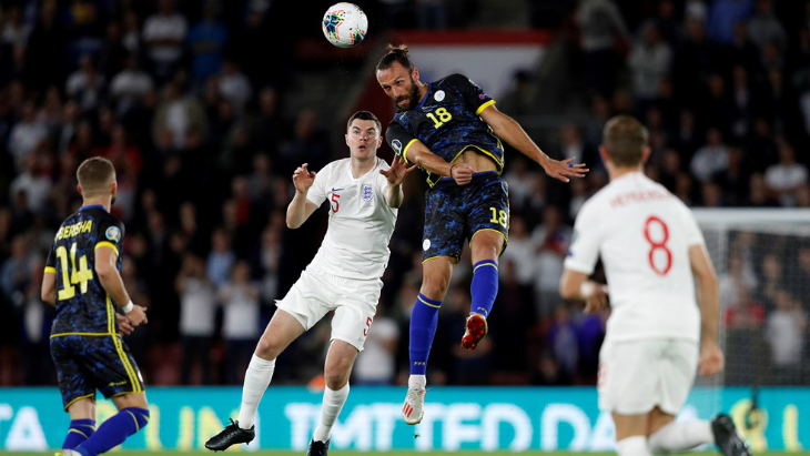 Англия — Косово